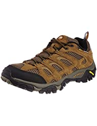 Merrell Men's Leather Trekking And Hiking Footwear Shoes