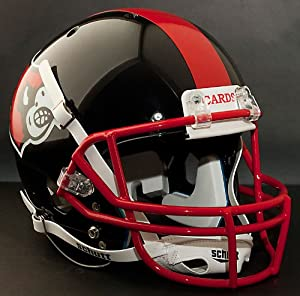 LOUISVILLE CARDINALS 1984 Schutt AiR XP Gameday REPLICA Football Helmet by ON-FIELD