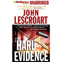 Hard Evidence: A Dismas Hardy Novel Audiobook by John Lescroart Narrated by David Colacci