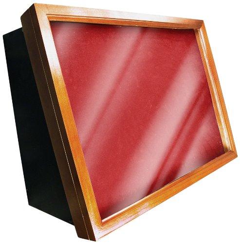Bladesusa Box-02 Wood Breakdown Display 17-Inch High
