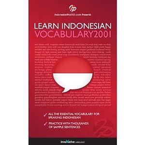 Learn Indonesian - Word Power 2001 Audiobook
