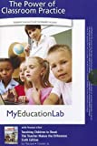 MyEducationLab Pegasus with Pearson eText -- Standalone Access Card -- for Teaching Children to Read: The Teacher Makes the Difference (myeducationlab (Access Codes)) (0132695324) by Reutzel, D. Ray