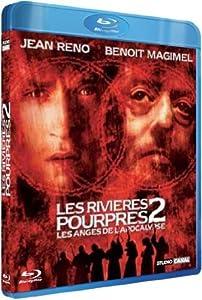 Les Rivières pourpres 2 - Les Anges de l'Apocalypse [Blu-ray]