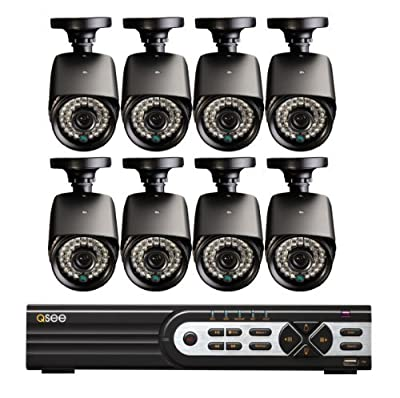 Q-See 16 Channel 960H Resolution DVR
