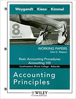 accounting principles working papers download