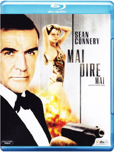 007 - Mai dire mai [Blu-ray] [IT Import]