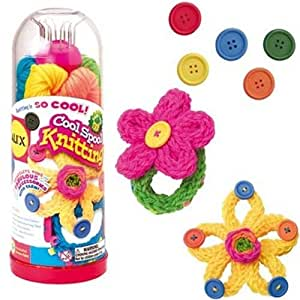 Amazon.com: Alex Toys Cool Spool Knitting Kit: Toys & Games