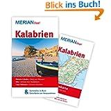 Kalabrien: MERIAN live! Mit Kartenatlas im Buch und Extra-Karte zum Herausnehmen: Morano Calabro: Berg aus Häusern...