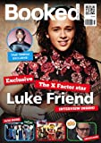Mike Morris Booked magazine #11 Luke Friend, Tinie Tempah, Kingsland Road, LEGO Movie, Rebecca Ferguson, Red5, SingStar and more