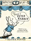 Beatrix Potter The Tale Of Peter Rabbit (Shakespeare Anniversary Edtn)