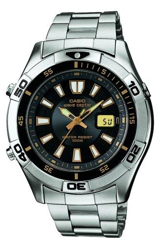 Casio WVQ-142DU-1AVER Mens Bracelet Analogue Watch