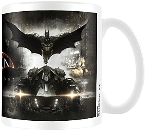 Batman Arkham Knight - Tazza di ceramica, modello Teaser