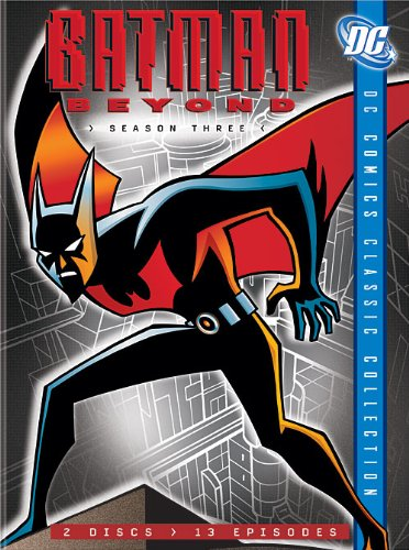 Batman Beyond Season Three Dc Comics Classic Collection