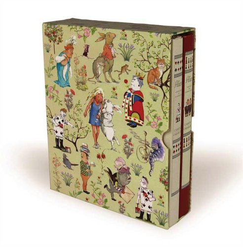 The Complete Alice: Slipcased Gift Set