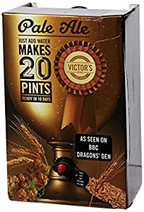 Victor's Drinks Pale Ale 20 Pint Kit