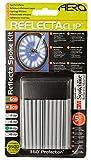 Aero Sport® 3M Scotchlight ReflectaClipTM 6cm 36 Stück Speichensticks Speichenreflektor