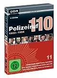 Polizeiruf 110 - Box 11: 1983-1984 (DDR TV-Archiv - 4 DVDs)