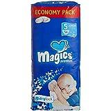 babies best Magics Premium 3.0 Windeln Gr.5 Junior 11-25 kg Monatspackung, 162 Windeln