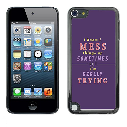 i mess things up but im really trying sorry OYAYO CASE Apple iPod Touch 5 Awesome case designs for every taste! Top notch protective cover for your Smartphone! (Really Cool Ipod Touch Cases compare prices)