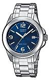 CASIO MTP1259D2AEF – Reloj de caballero de cuarzo, correa de acero inoxidable color varios colores