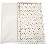 Tuc Tuc Baby Crib Sheet Set. 3pc. Top Sheet, Fitted Bottom Sheet and Pillow Case. Koala Collection.