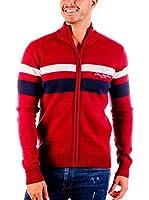 Clk Chaqueta Punto 14931 (Rojo)