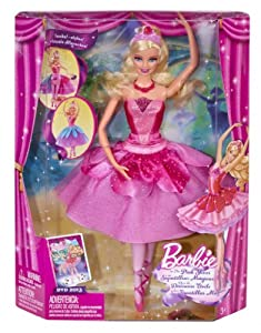 Barbie In The Pink Shoes Transforming Ballerina Kristyn Doll - A Great Gift That Any Girl Will Love Jouets, Jeux, Enfant, Peu, Nourrisson