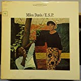 Miles Davis E.S.P ESP vinyl record