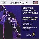 Klezmer Concertos & Encores (Milken Archive of American Jewish Music)