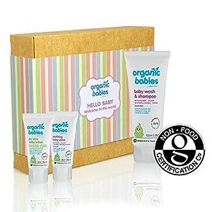 160ml Verde Personas Bebés orgánicos Hello Baby Gift marca Green People