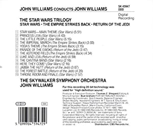 The Star Wars Trilogy by Classical