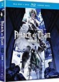 Attack on Titan: Part 2 - Standard Edition [Blu-ray/DVD Combo]