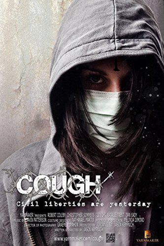 Cough Film-Poster, 70 x 44 cm