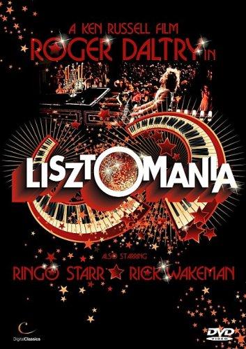 Lisztomania [DVD] [1975]