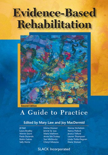 Evidence-Based Rehabilitation: A Guide to Practice, 2nd...