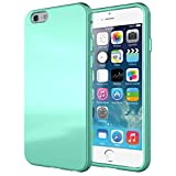 Now is the time Diztronic High Gloss Mint Turquoise Flexible TPU Case for Apple iPhone 6 – Retail Packaging Sale Discount