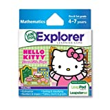 Leapfrog Leappad Learning Game Hello Kitty Sweet Little Shops