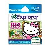LeapFrog Explorer Sanrio Hello Kitty Sweet Little Shops Learning Game