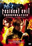 NEW Resident Evil: Degeneration (DVD)