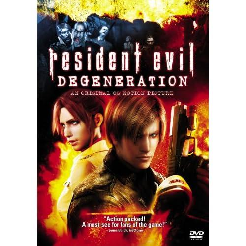 Resident  Evil Degeneration 2008 preview 0
