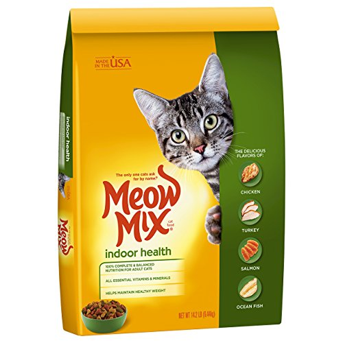 Meow Mix Cat Food Ingredients