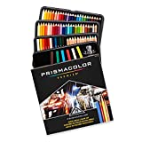 Prismacolor Premier Mixed Media Set, Colored Pencils-Art Stix-Pencil Sharpener, Assorted Colours, 79-Count