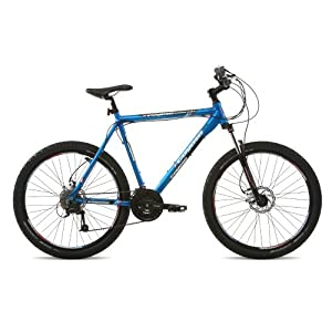 Coyote Men's Colorado 27 SPD Action Bike