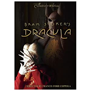 Click to buy Scariest Movies of All Time: Bram Stoker's Dracula from Amazon!