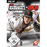 "Major League Baseball 2k9von ""2K Sports"""