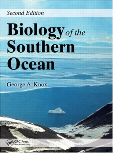 Biology of the Southern Ocean (Marine Biology)