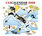 Catcalendar 366 Days of Cats 2008 Calendar (0764938665) by Kliban, B.