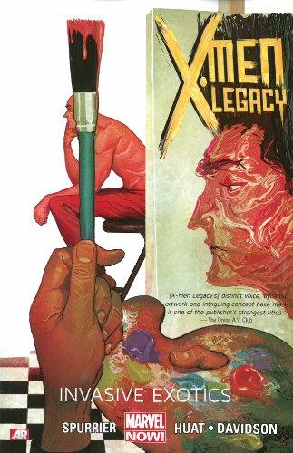 X-Men Legacy 02 Invasive Exotics