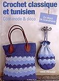 Crochet classique et tunisien : côté mode & déco ! En direct de Scandinavie