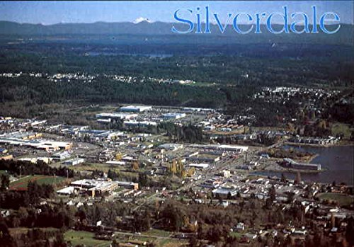 Silverdale, Washington postcard